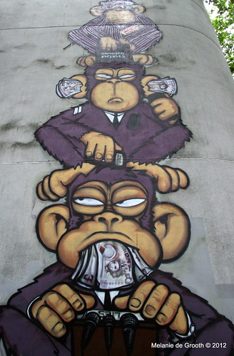Graffiti by Mau-Mau
