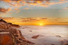 Winter Sunrise - Whale Beach (Jessie Rose Photography) Tags: ocean winter 2 beach me sunrise photography you sydney australia whalebeach colorphotoaward me2youphotographylevel2 me2youphotographylevel3 me2youphotographylevel1 me2youphotographylevel4