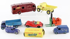 2010. Group of Diecast Vehicles