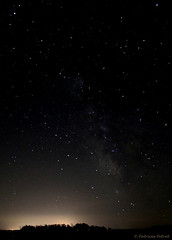 Milky Way ~ First Attempt (Trish P. - K1000 Gal) Tags: sky night stars michigan suttonsbay milkyway Astrometrydotnet:status=solved Astrometrydotnet:version=14400 Astrometrydotnet:id=alpha20120970296858