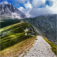 On the road to Gran Sasso (dePippis) Tags: light nature landscape mountin gransasso rockpaper mygearandme mygearandmepremium mygearandmebronze mygearandmesilver mygearandmegold mygearandmeplatinum mygearandmediamond greaterphotographers flickrsfinestimages1 flickrsfinestimages2 flickrsfinestimages3