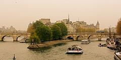 Le Pont-Neuf et l'le de la Cit, Paris (twiga_swala) Tags: paris france seine skyline river island cit ile pont neuf