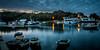 Doucement, le port s'endort... (RVBO) Tags: brittany couleurs bretagne breizh nuit finistère poselongue bélon canon7d lebélon