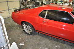 "1970 Mustang Fastback • <a style=""font-size:0.8em;"" href=""http://www.flickr.com/photos/85572005@N00/8151129873/"" target=""_blank"">View on Flickr</a>"