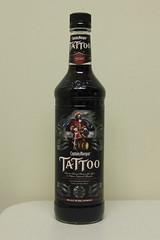 Captain Morgan Tattoo (Itinerant Wanderer) Tags: alcohol rum captainmorgan