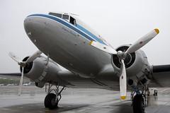 DC-3 PH-PBA (Rob Schleiffert) Tags: dc3 schiphol dakota c47 dda historicalaircraft phpba