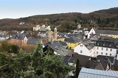 Panormica de Bad Mnstereifel, Alemania (Amy Leiton) Tags: alemania rheinland badmnstereifel renania