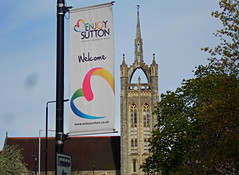 Sutton, Surrey, Greater London, Trinity Church (12) (tonymonblat) Tags: london church churchtower surrey methodist methodism sutton suttonsurrey londonboroughofsutton suttonlondon
