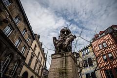 Monet - Rouen (Pierre Fauquemberg) Tags: art peinture rouen monet normandie peintre historique colombages vieilleville mdival impressionnisme hautenormandie impressionniste pierrefauquemberg