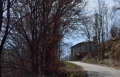 DSC_8384_2649. Tetti Airetta - Antica cappella - (angelodaVerona) Tags: mountain ancient small tetti valle chapel antica roofs piemonte alpi montagna piedmont gesso piccola cappella alpesmaritimes marittime entracque esterate airetta