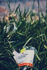 sutter home. (calayfornia) Tags: broken glass trash bottle wine brokenglass maryland baltimore litter dmv sutterhome moscato