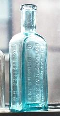 Woodstock; Baird's Balsam of Horehound (New Brunswick Drugstore Bottles) Tags: newbrunswick medicinal patent oldbottles medicinebottles druggist canadaantique