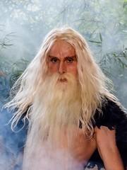 Merlin (geaeducatieandfantasy) Tags: wild white black male stone hair beard arthur athletic dangerous model long king muscle wizard magic historic fairy fantasy blond merlin blonde sword mysterious seductive tale sophisticated geert magician merlijn dekkers tovenaar broeks