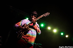 Lucky Peterson (92alegna) Tags: concert live gig blues bluesman ourense