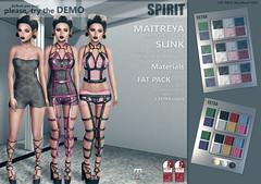 SPIRIT - Kelsi outfit (SPIRIT) Tags: mandala momento fiore maitreya slink itgirls beusy byspirit