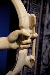 Dtail de la statue de Diane chasseresse - Muse de Bavay - Nord (Vaxjo) Tags: forum muse nordpasdecalais bavay hautsdefrance