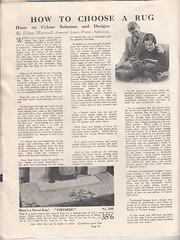 1937 Readicut Catalogue (messy_beast) Tags: rug 1937 latchhook rugmaking readicut