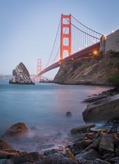 Golden Gate Bridge (Joe Banegas) Tags: sanfrancisco california bridge marin goldengatebridge goldengate bayarea
