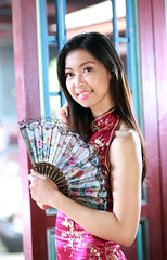 DP1U6867 (c0466art) Tags: old light portrait building girl beautiful smile canon pose garden nice eyes pretty slim natural action sweet outdoor gorgeous jenny chinese figure tall charming elegant   1dx c0466art
