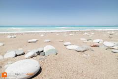 Pebble beach (Victor van Dijk (Thanks for 3.8M views!)) Tags: blue sea favorite greek see sand meer stones azure pebbles fave bleu greece fav blau rodos rodes rhodos faved griekenland grieks