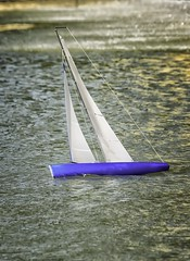 RC Sailboat..