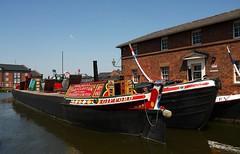 Gifford (neilh156) Tags: barge gifford canalbarge ellesmereport ellesmereportboatmuseum nationalwaterwaysmuseum buttyboat
