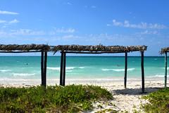 Cayo Coco 019 (BGS Fotografia) Tags: travel sunset sea sun sol beach beautiful clouds atardecer mar sand cuba playa arena viajes nubes caribe caribean cayococo