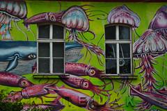 Lubiana (RacitiGiulia) Tags: world africa street travel art travels europe slovenia tribes namibia viaggi himba lubiana