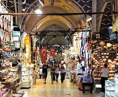Grand Bazaar (mervezeyynep) Tags: travel lights shine istanbul grandbazaar beyazt kapalar nikonphotography anlatistanbul nikond3300