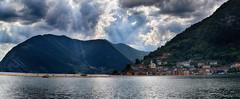 The Floating Piers (nuniez) Tags: lago opera italia arte d drawings christos iseo sulzano