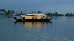 Alumkadavu, Kollam (Bazaarnest) Tags: tourandtravel tour besttourism kerala backwaters  enjoy a fanciful houseboat ride