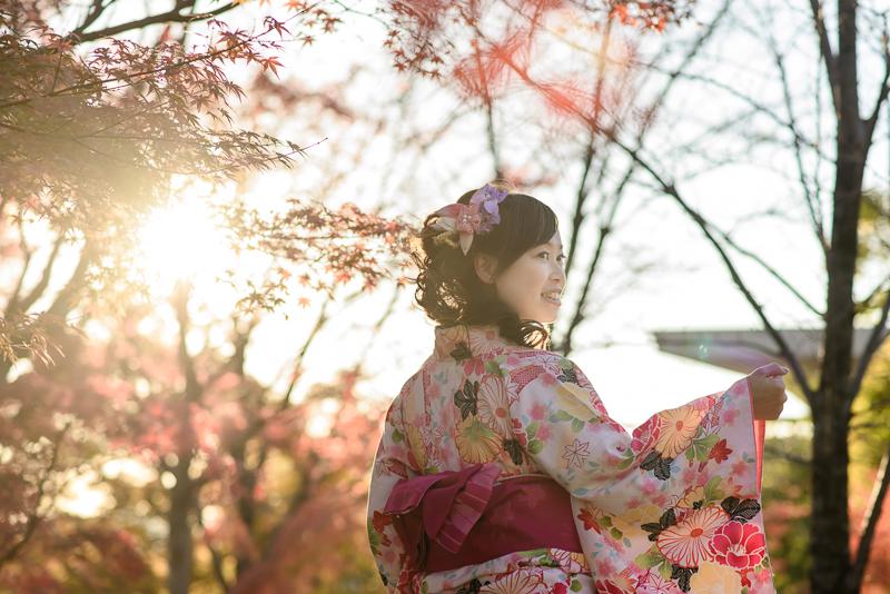 京都婚紗和服,日本婚紗,京都婚紗,京都楓葉婚紗,海外婚紗,和服拍攝,和服體驗,楓葉婚紗,DSC_0090