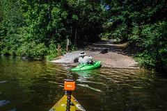Lake Oolenoy Kayaking-1 (RandomConnections) Tags: southcarolina kayaking paddling pickenscounty lakeoolenoy tablerockstatepark