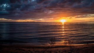 Beaver Island June 21 Sunset 2