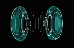 (C Searle) Tags: camera longexposure light lightpainting canon painting crt long exposure circles rotation tool optics fibreoptics fibre 70d sooc