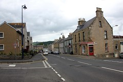 Selkirk. (boneytongue) Tags: mill industry tourism private scotland town industrial village estate post scottish housing scheme borders selkirk