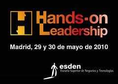 Hands-on Leadership