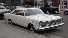65 Ford Galaxie 500 (DVS1mn) Tags: cars ford car five sixty nineteen 65 1965 fomoco henryford fordmotorcompany nineteensixtyfive