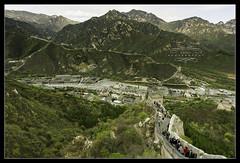 กำแพงหมื่นลี้ (กำแพงเมืองจีน) The Great Wall of China
