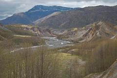 North Fork Toutle River (David A's Photos) Tags: washington landslide mountsthelens coldwater hummocks nationalvolcanicmonument northforktoutleriver april2012