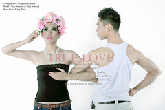 TRUE LOVE (Putragrapher Jabrix) Tags: fashionphotography canonef50mmf18 canoneos50d