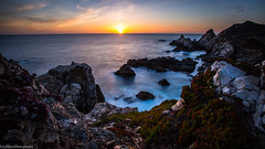 Sunset at Rocky Point (Eric Hines Photography) Tags: california longexposure light sunset landscape bigsur pacificocean rockypoint 1635mmf28lii 9stopnd 5dmarkiii
