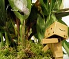 Danbo and the night butterfly (ghostsecurity28) Tags: fun toy toys amusement robot candy creative books kinder surprise sweets imagine imagination peeps danbo revoltech danboard