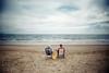 , (Benedetta Falugi) Tags: sea film beach analog due 22mm eximus benedettafalugi wwwbenedettafalugicom
