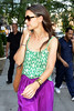 Katie Holmes runs errands in Manhattan