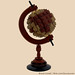"""LEGO Antique Globe • <a style=""""font-size:0.8em;"""" href=""""http://www.flickr.com/photos/44124306864@N01/7442439696/"""" target=""""_blank"""">View on Flickr</a>"""