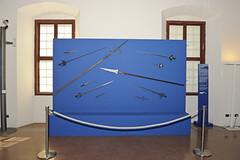 "Ausstellungsansicht ""I cavalieri dell'imperatore"""", Castello del Buonconsiglio"