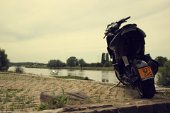 Yamaha Aerox 2010 (Dannny32) Tags: netherlands arnhem yamaha carbon 2010 meinerswijk aerox