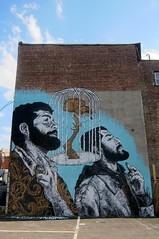 NJ - Jersey City: Mural by LNY (wallyg) Tags: streetart newjersey mural jerseycity nj jc ever lunarnewyear hudsoncounty lny losniosyoran losninosyoran