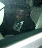 Danny Welbeck leaves the Rose Club London, England